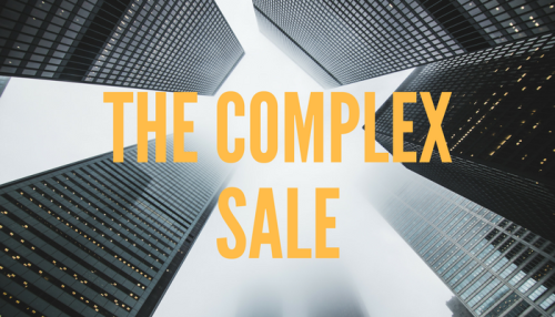 The Complex Sale